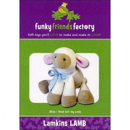 Funky Friends Factory Lamkins Lamb