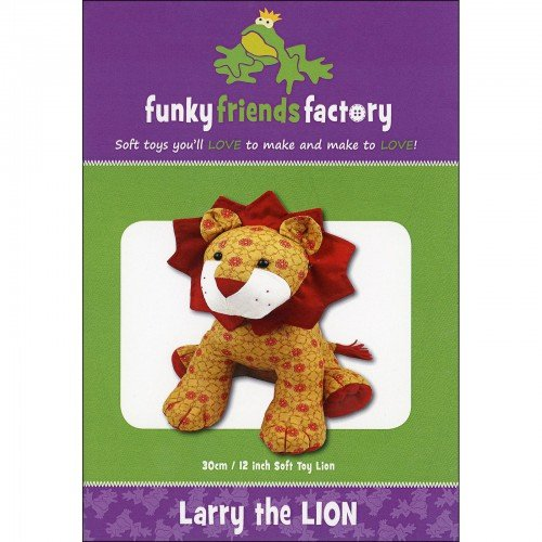 Funky Friends Factory Larry the Lion