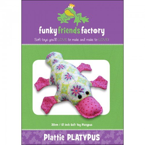 Funky Friends Factory Plattie Platypus