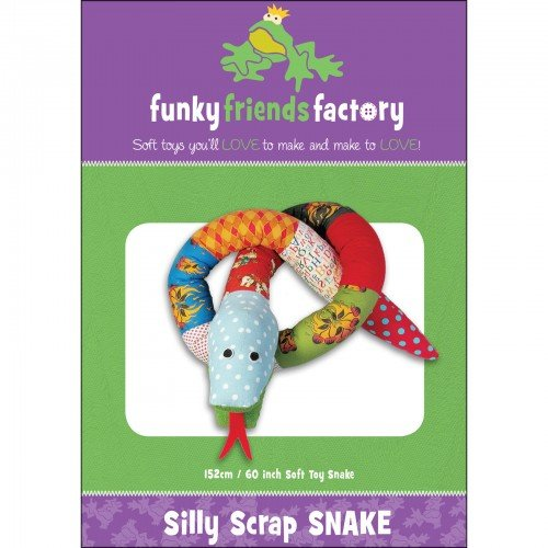 Funky Friends Factory Silly Scrap Snake