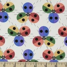 Best of Charley Harper Ladybug Rainbow