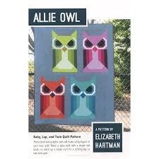 Elizabeth Hartman Allie Owl