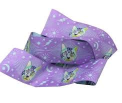 Curiouser and Curiouser Cheshire Cat Purple 1.5
