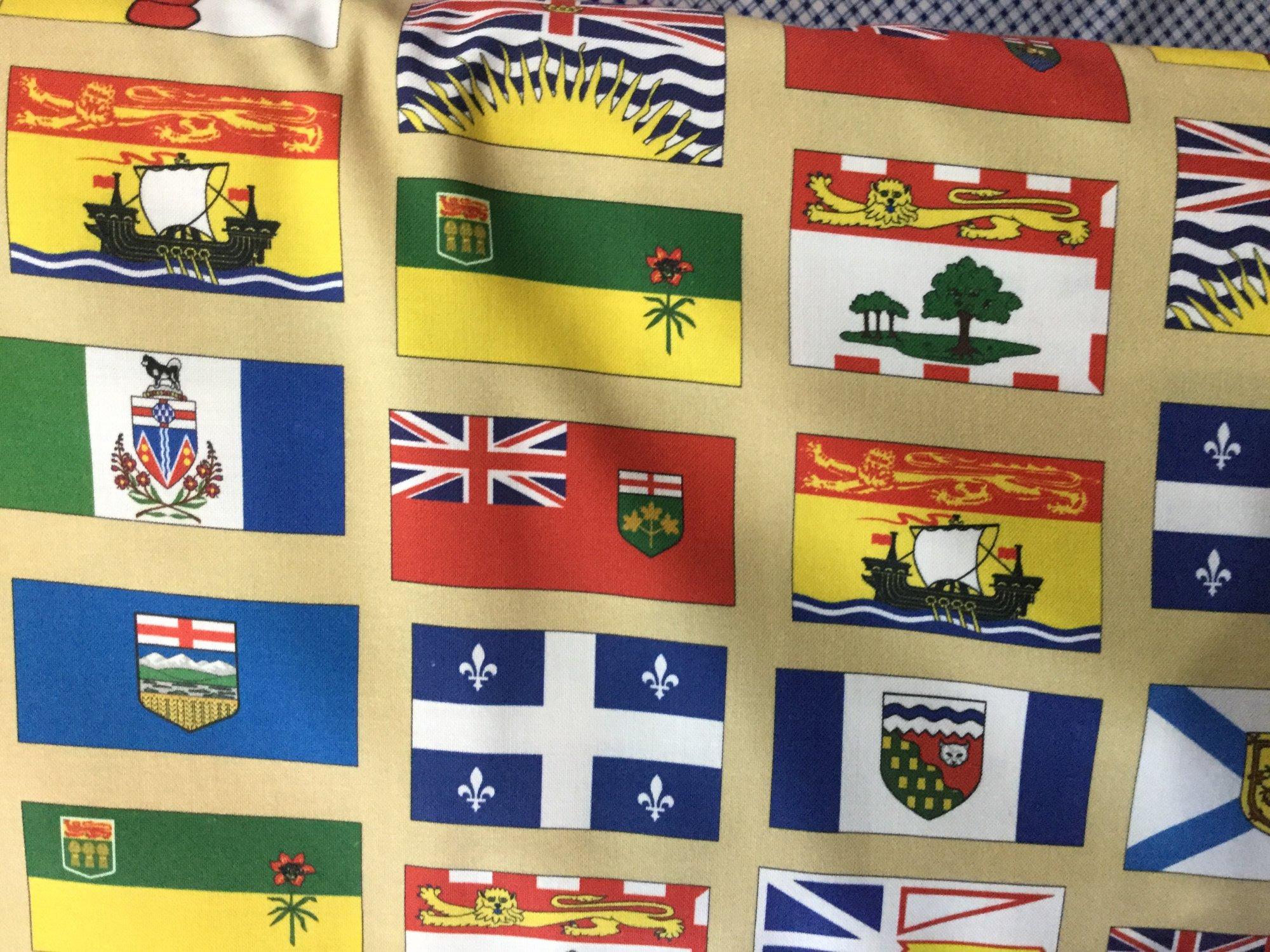 Canada 150 Provinces