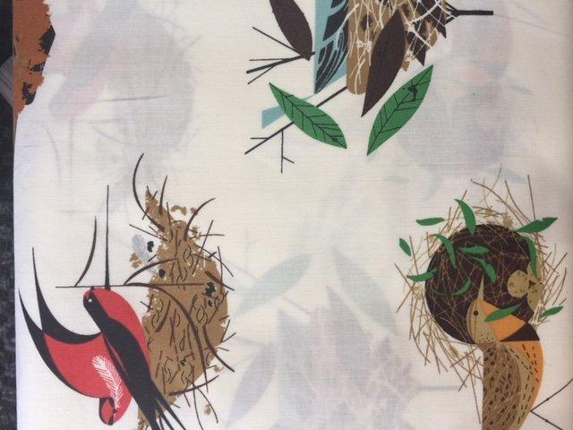 Bird Architects by Charley Harper Main