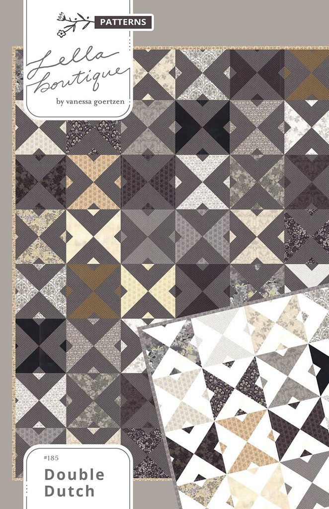 Double Dutch Pattern by Lella Boutique