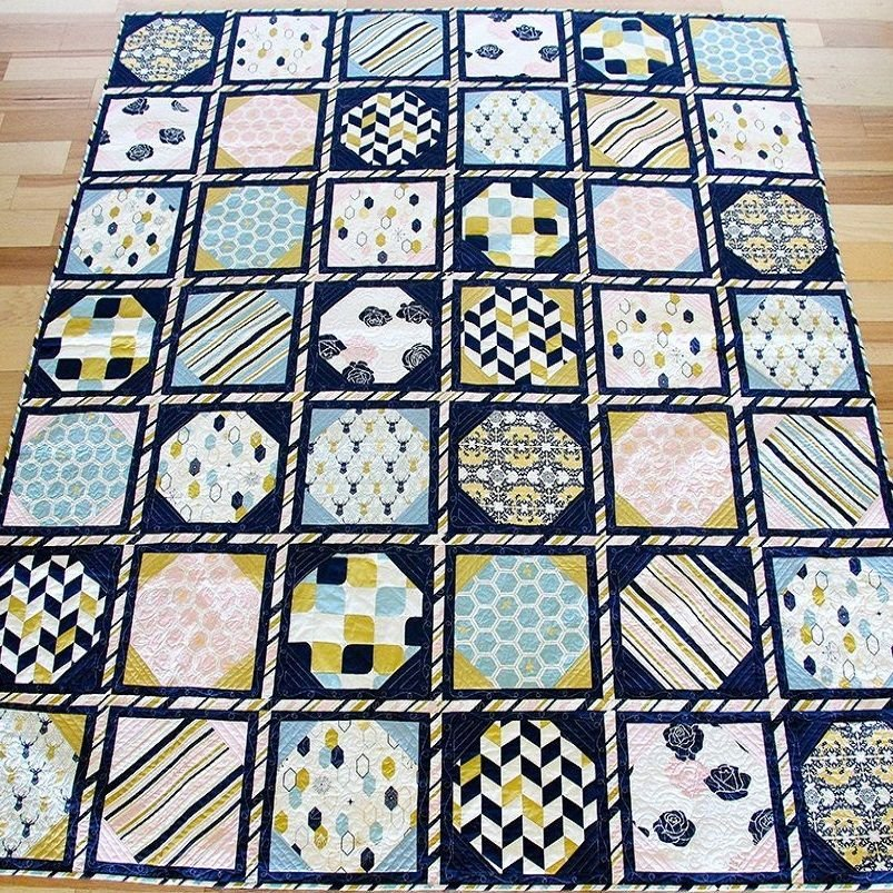 Newlywed Quilt Kit