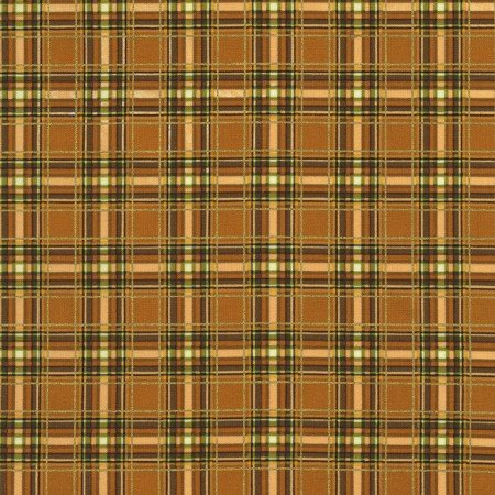 Holiday Harvest Plaid Spice