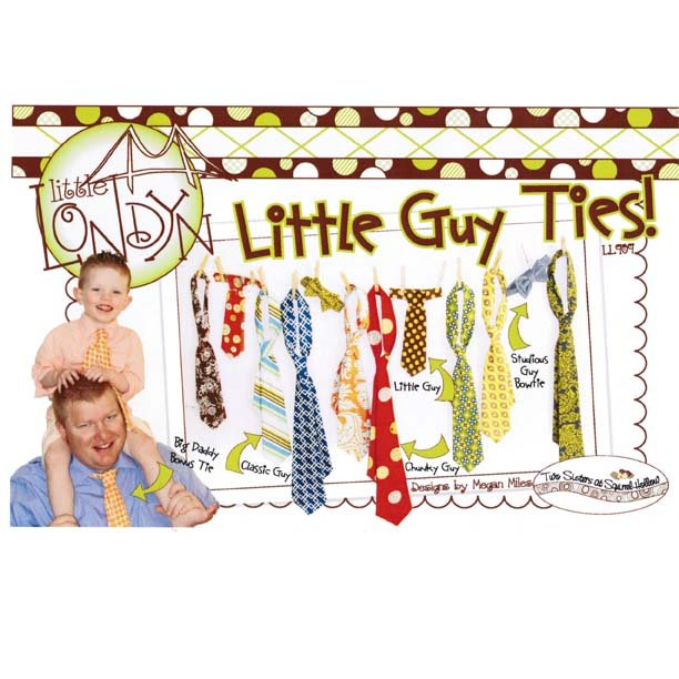 Little Guys Ties