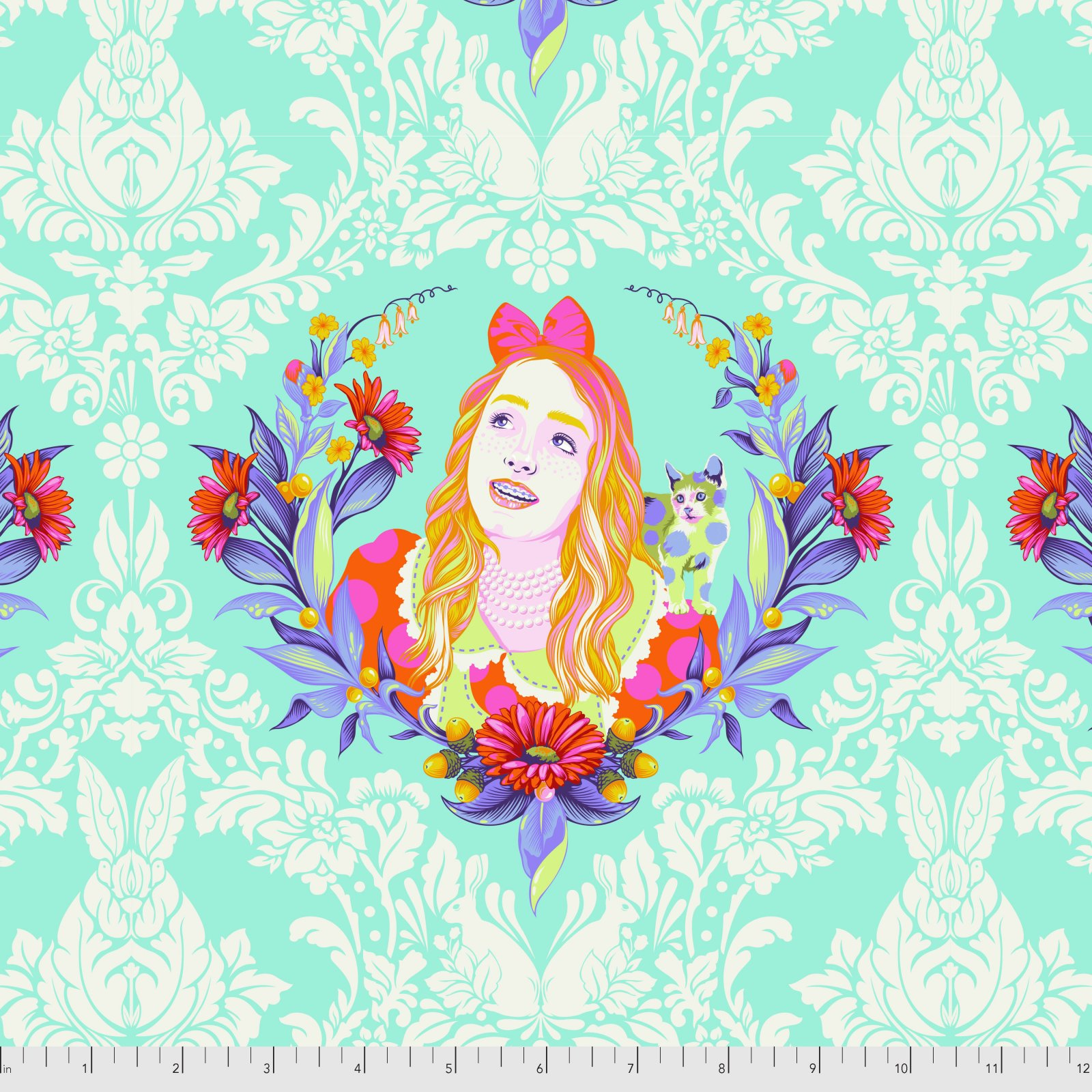 Curiouser and Curiouser Alice Daydream (limit of 3 cut as is)