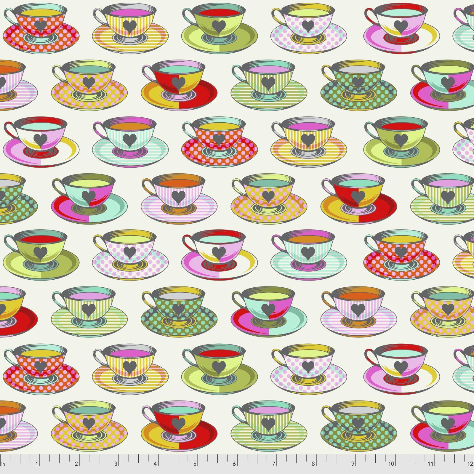 Curiouser and Curiouser Tea Time Sugar (3m limit)