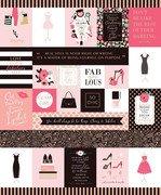 Glam Girl Panel Pink