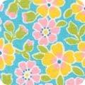Cozy Cotton Floral Flannel 16227