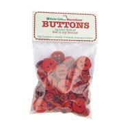 Cute Little Buttons Barn Door by Lori Holt