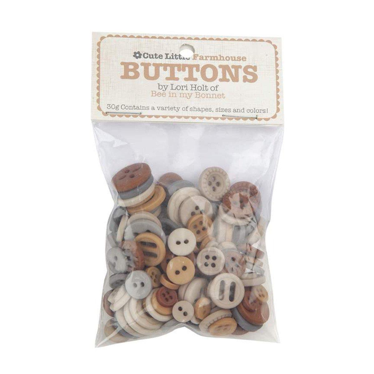 Cute Little Buttons Farmhouse