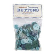 Cute Little Buttons Porch Swing by Lori Holt