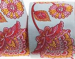 Paisley Floral Ribbon by Tula Pink