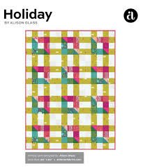 Holiday by Alison Glass Kit