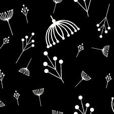 Twigs Black by Charley Harper