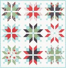 Icebox Quilt Kit
