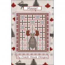 Moose! Quilt Kit
