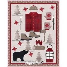 In The Canadian Outback Quilt Kit