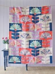 Fan Flower Quilt Kit