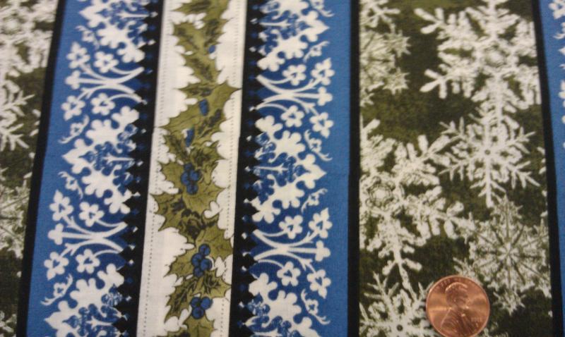 In The Beginning, Wintergraphix III, Pat.3 WGC Color 2, green, blue