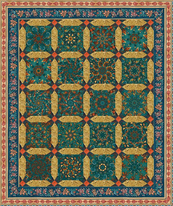 Marquis pattern