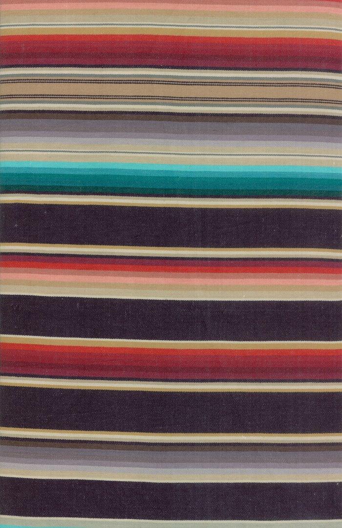 Santa Fe Serape Stripe - Black