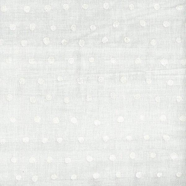 Nani Iro - Double Gauze - Pocho Dot - Pearl