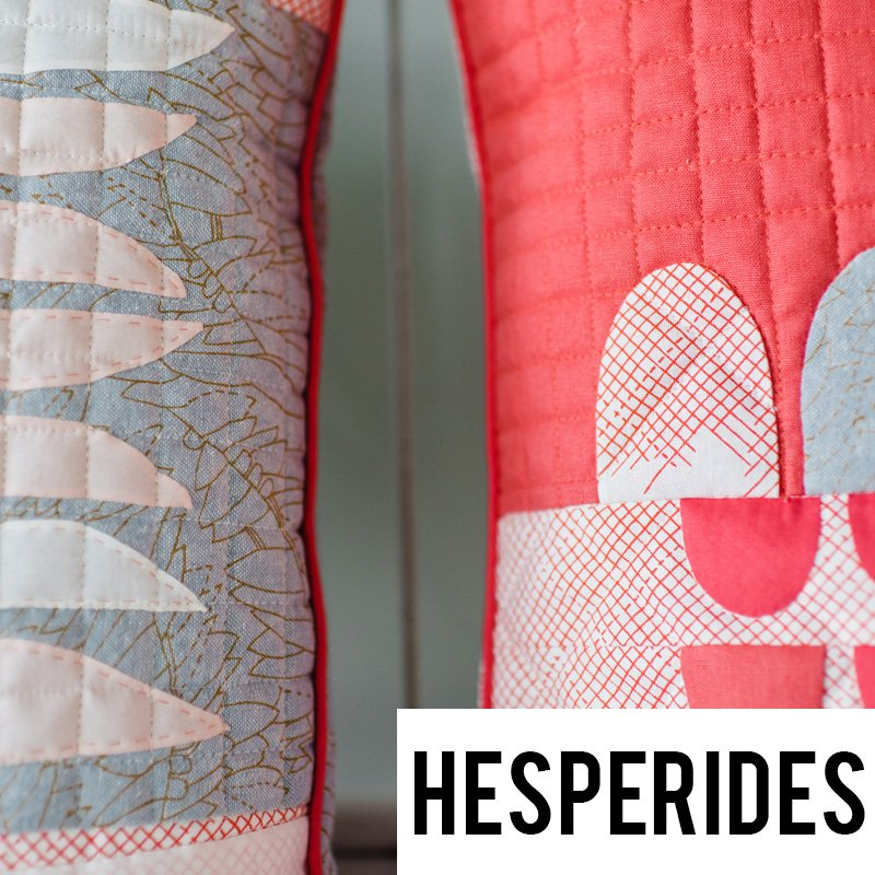 Hesperides Quilt Pattern