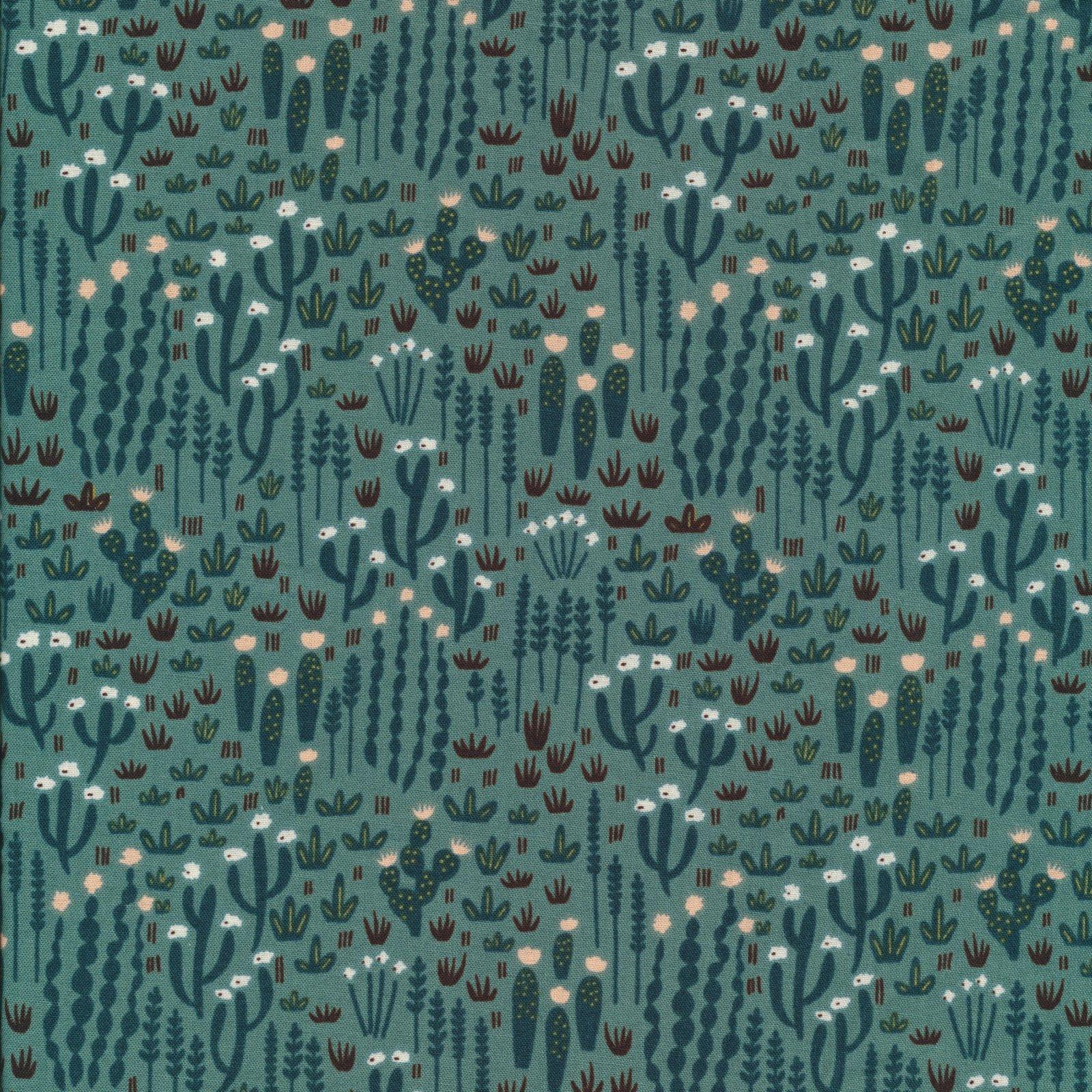 Cloud 9 - Organic Cotton - Faraway Places - Desert Beyond