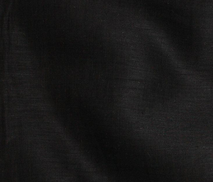 Portofino Linen - Black