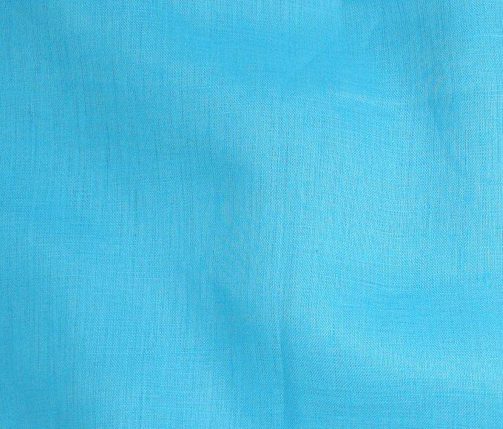 Portofino Linen - Sky Blue