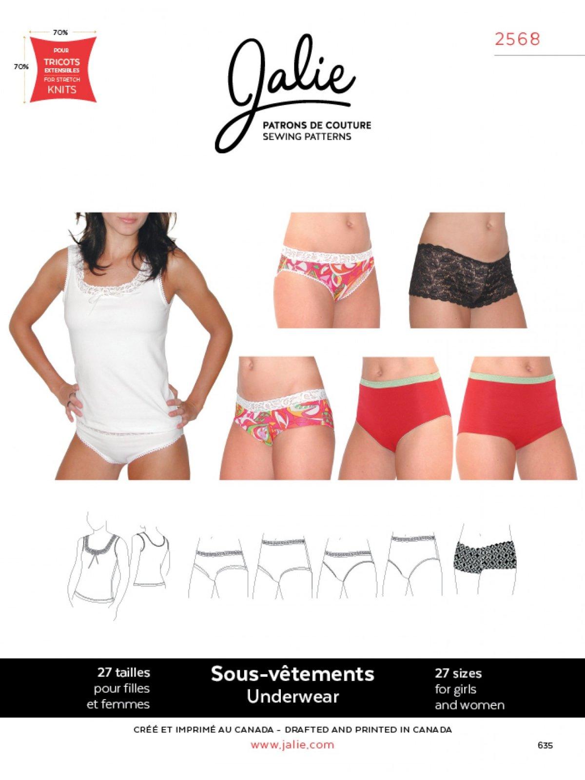 Camisole & Panties - #2568