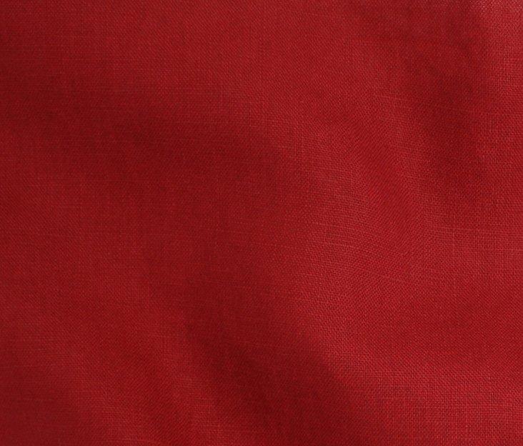 Vivaldi Linen - Red
