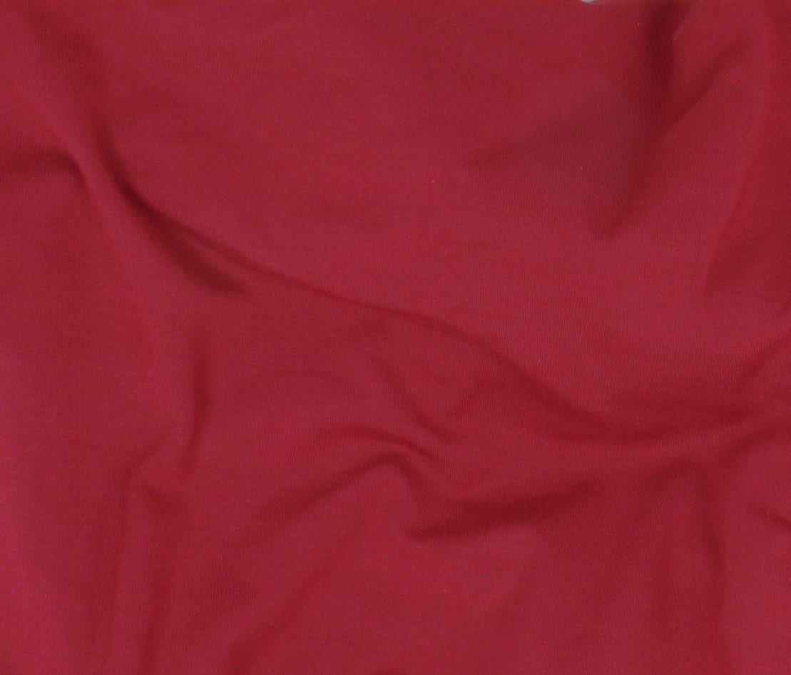 Bamboo Rayon - Red