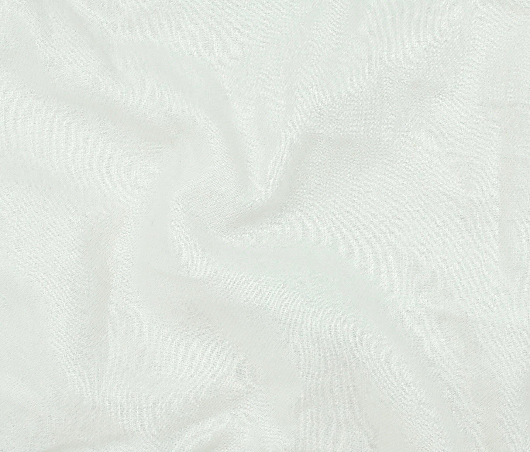 Basketweave Hemp Canvas - Ivory