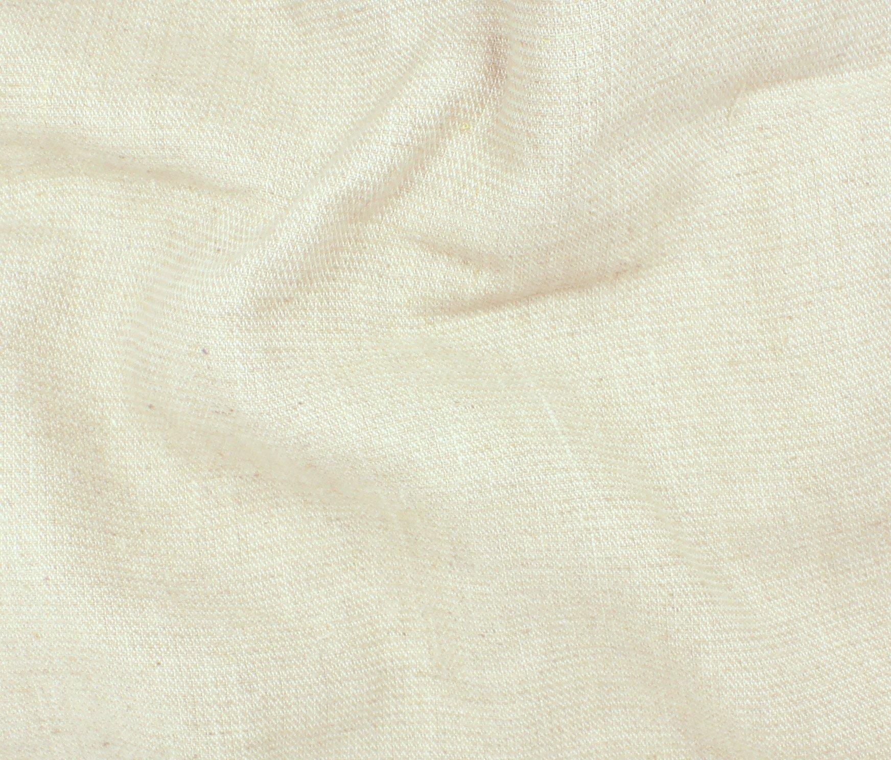 Basketweave Hemp Canvas - Oatmeal