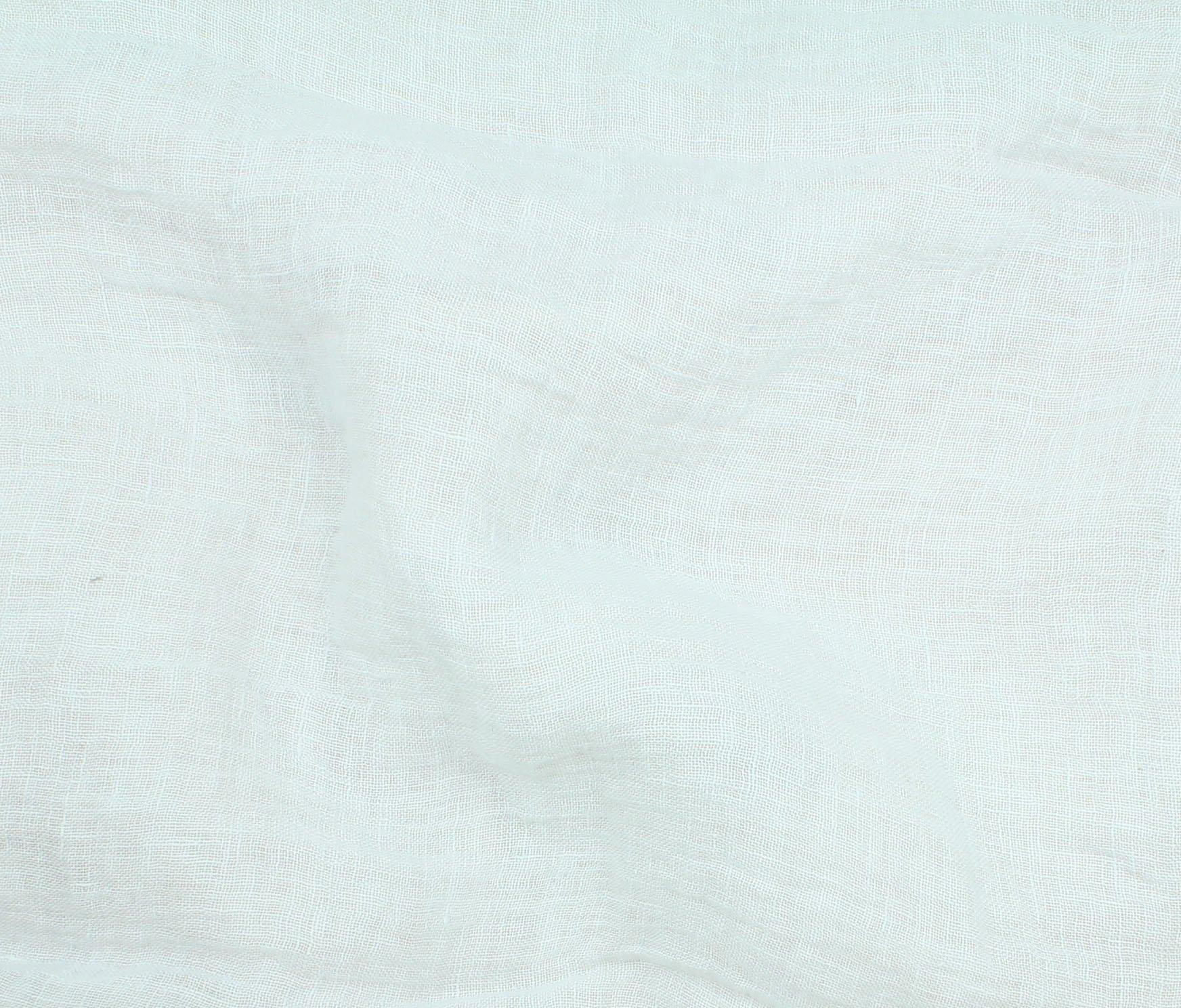 Mozart Linen - White