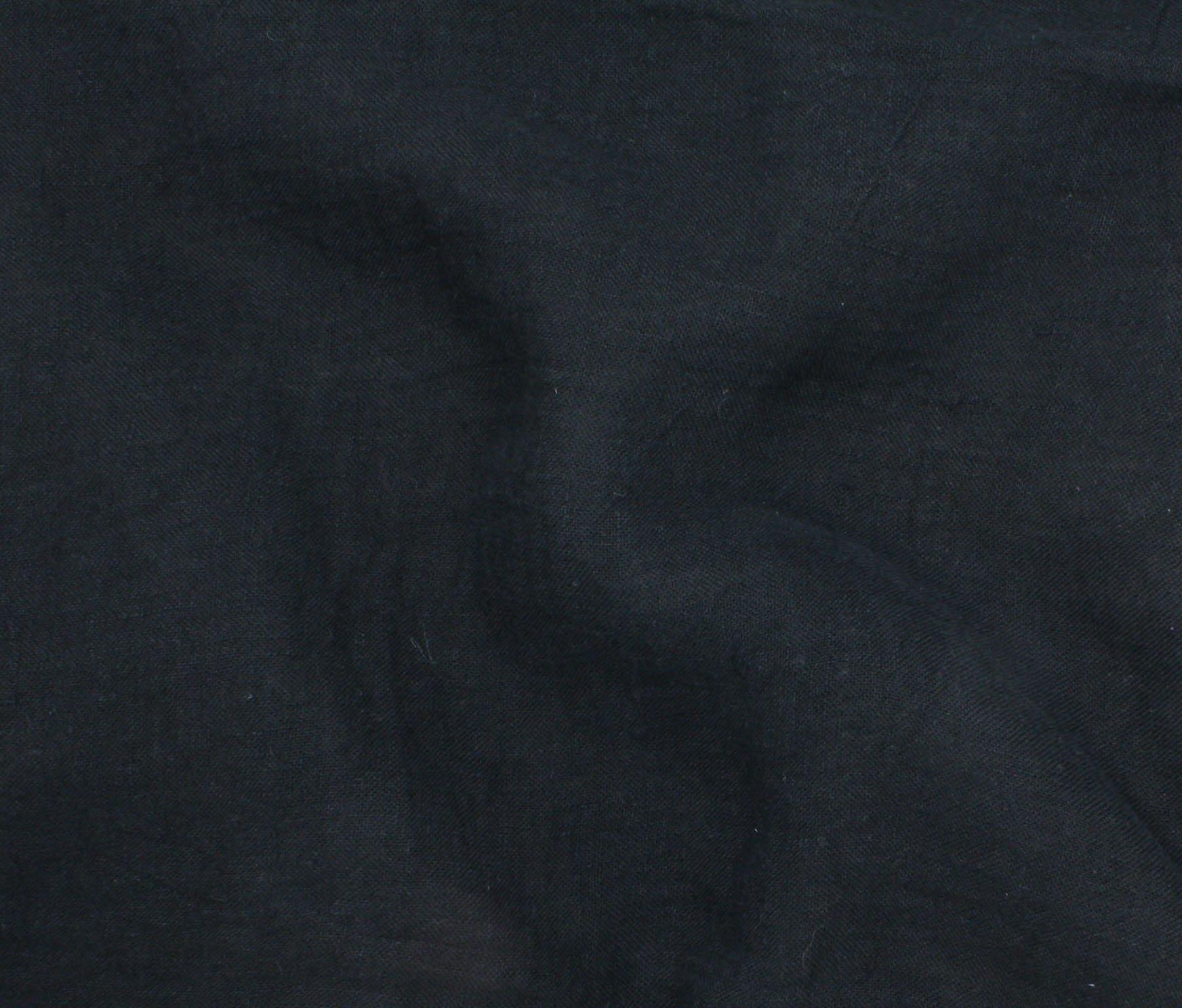 Mozart Linen - Black