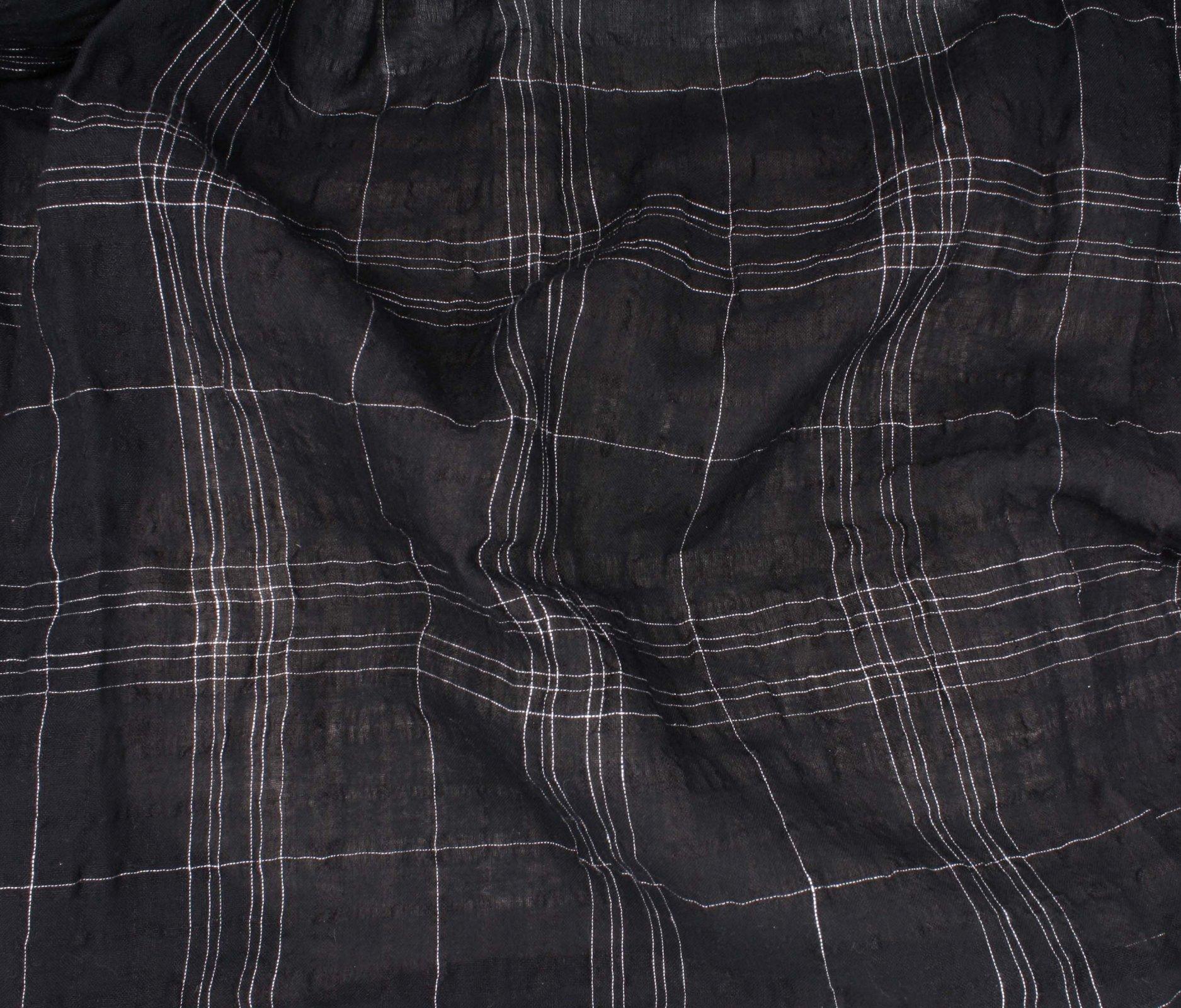 Delphine Linen - Black