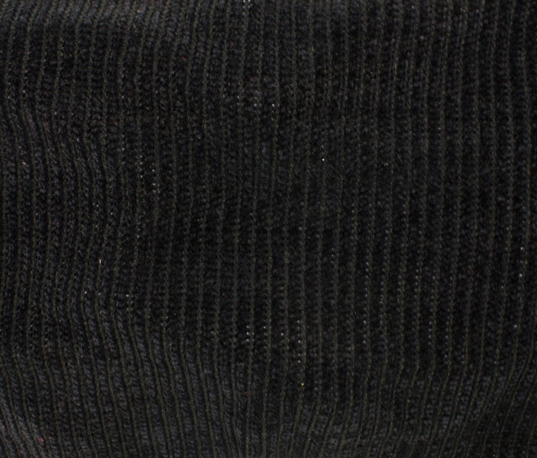 Chenille Knit - Black