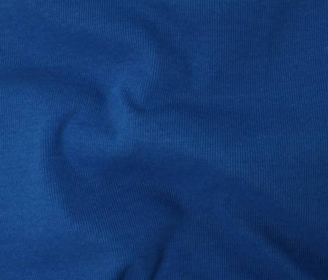 Bamboo Rib Knit - Royal Blue