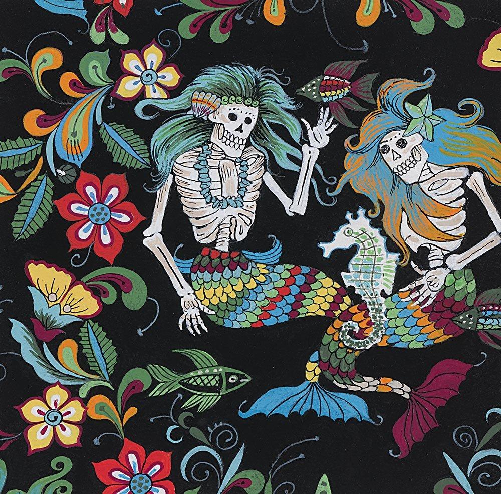 Alexander Henry - Esqueletos Del Mar - Black