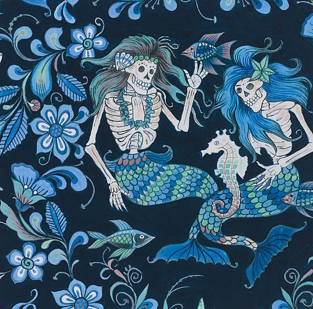 Alexander Henry - Esqueletos Del Mar - Navy