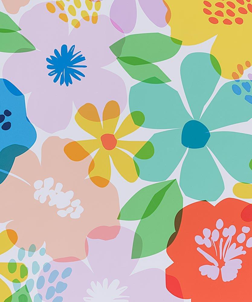 Alexander Henry - Boardwalk Blossom - Natural