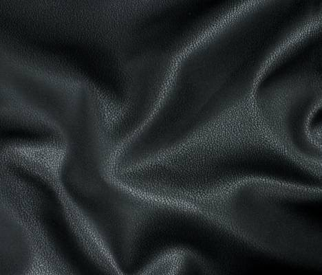 Marni Pleather Scuba Knit - Black