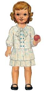 Apple Picking Dress